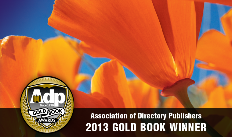 2013 Excellence in Print Directories: 25,001 – 50,000