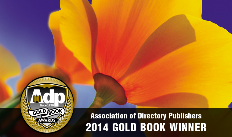2014 Excellence in Print Directories: 25,001 – 50,000