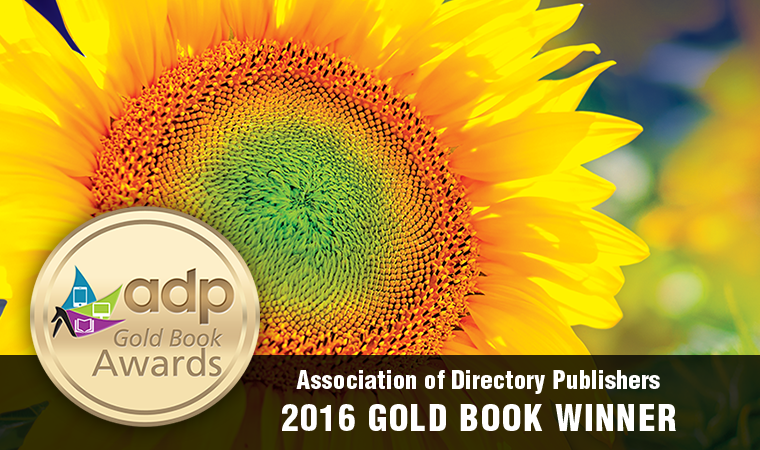 2016 Excellence in Print Directories: 25,001 – 50,000