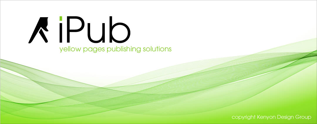 iPub Yellow Pages Publishing System